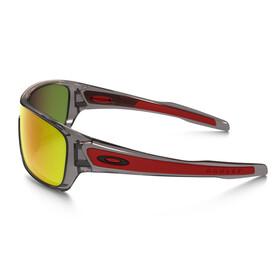 Oakley Turbine Rotor - Gafas ciclismo - gris/naranja